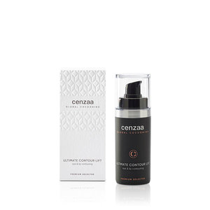 CENZAA GLOBAL COCOONING ULTIMATE CONTOUR LIFT